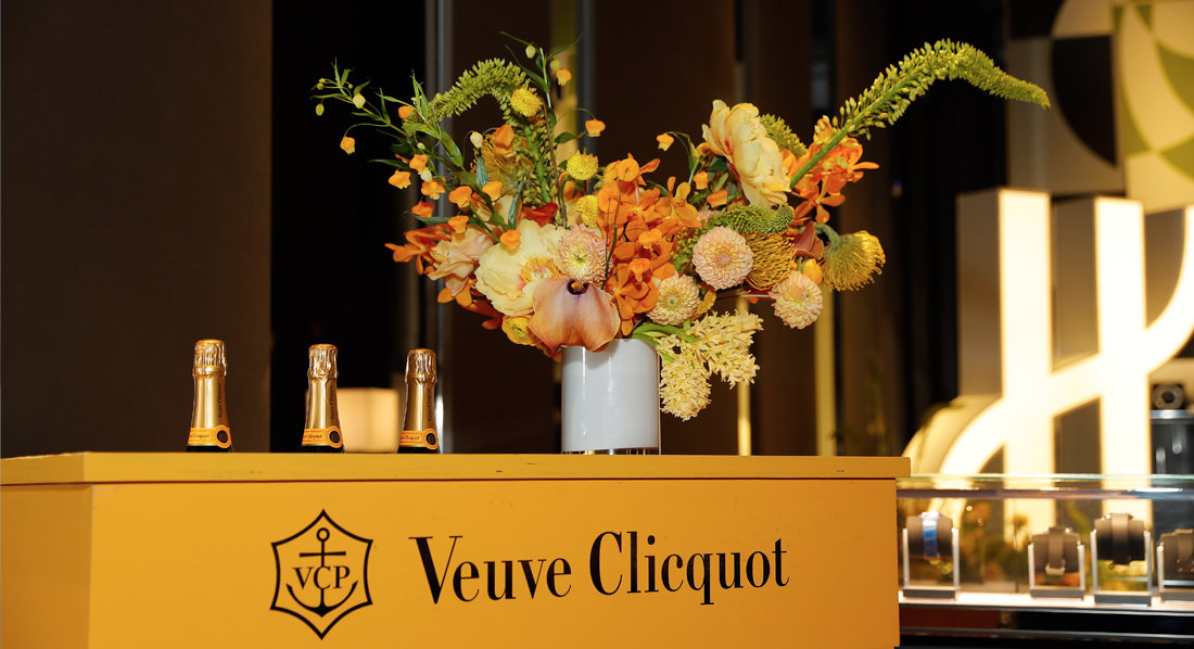 Hublot I Veuve Clicquot
